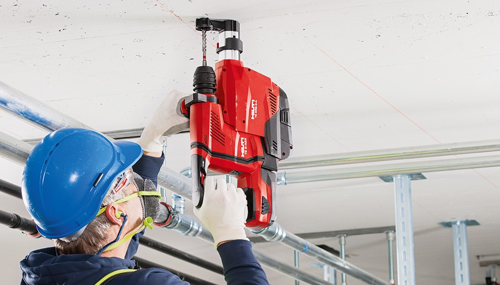 Hilti bits optimize performance for wood drilling