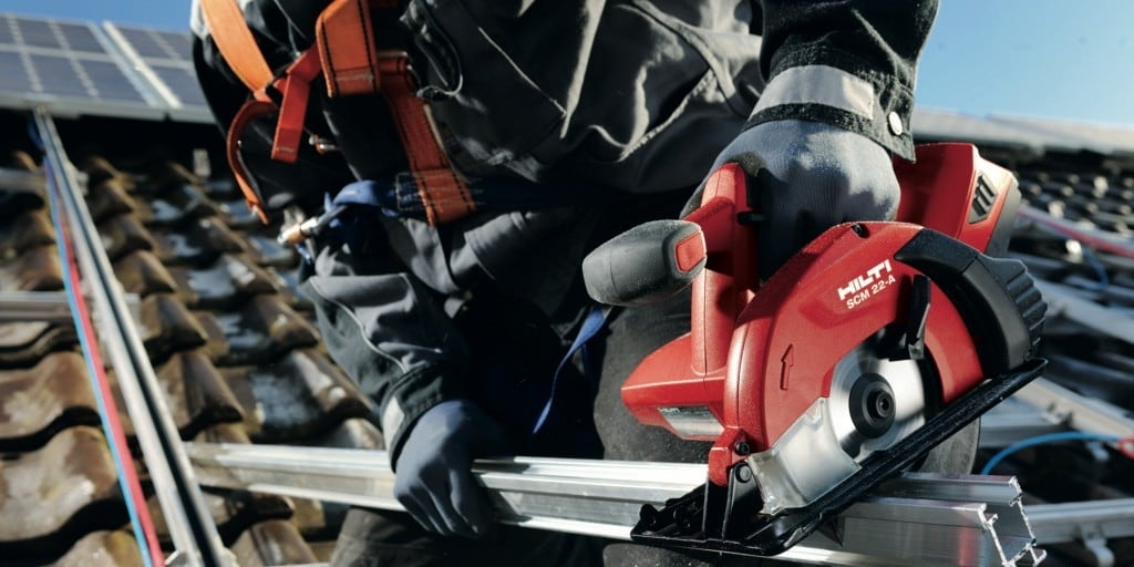 Hilti cold-cut metal saw SCM 22-A