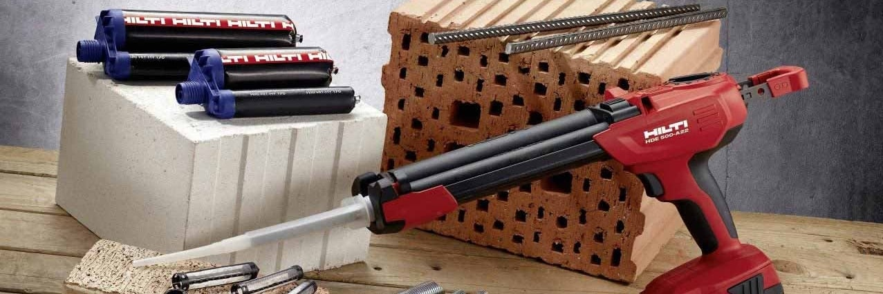Hilti HIT-HY 170 injectable mortar for masonry design