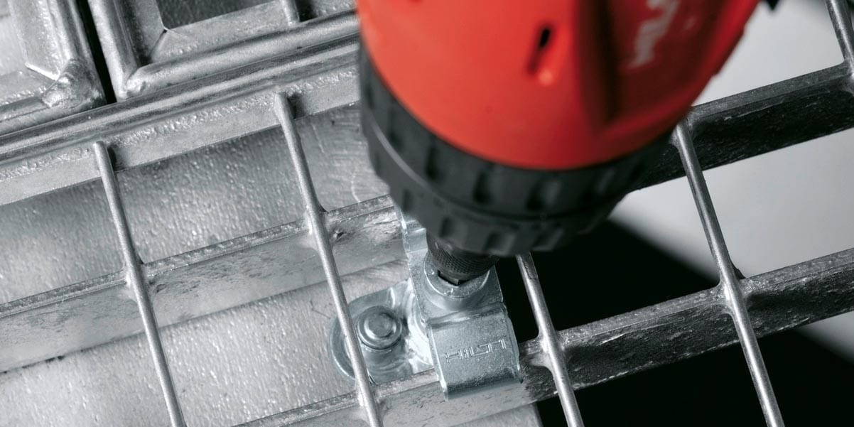 Hilti grating solutions