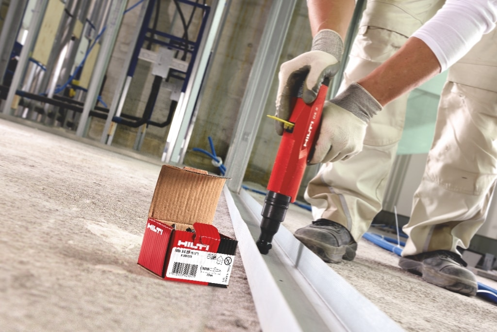 Hilti Direct Fastening products