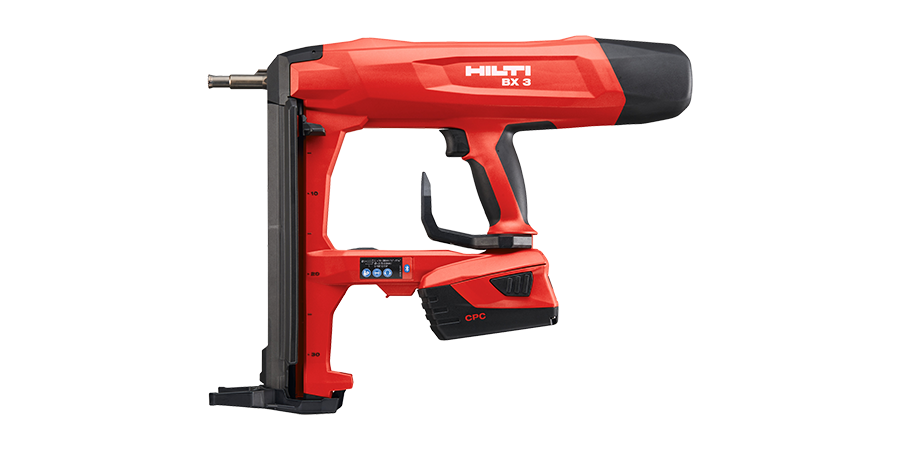 BX 3 Cordless Direct Fastening