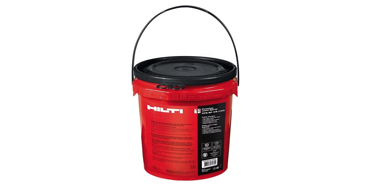 Hilti firestop joint spray CFS-SP WB