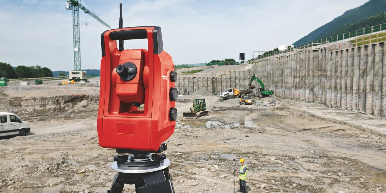 POS 180 Total Station