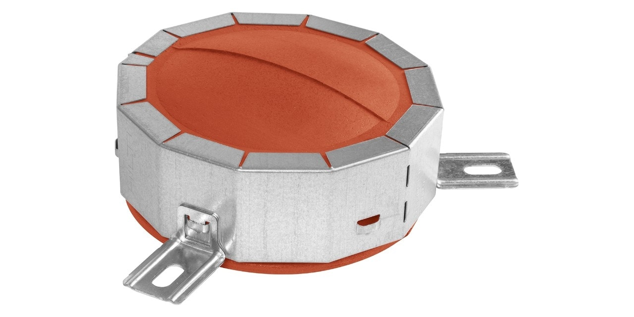 Firestop cable collar