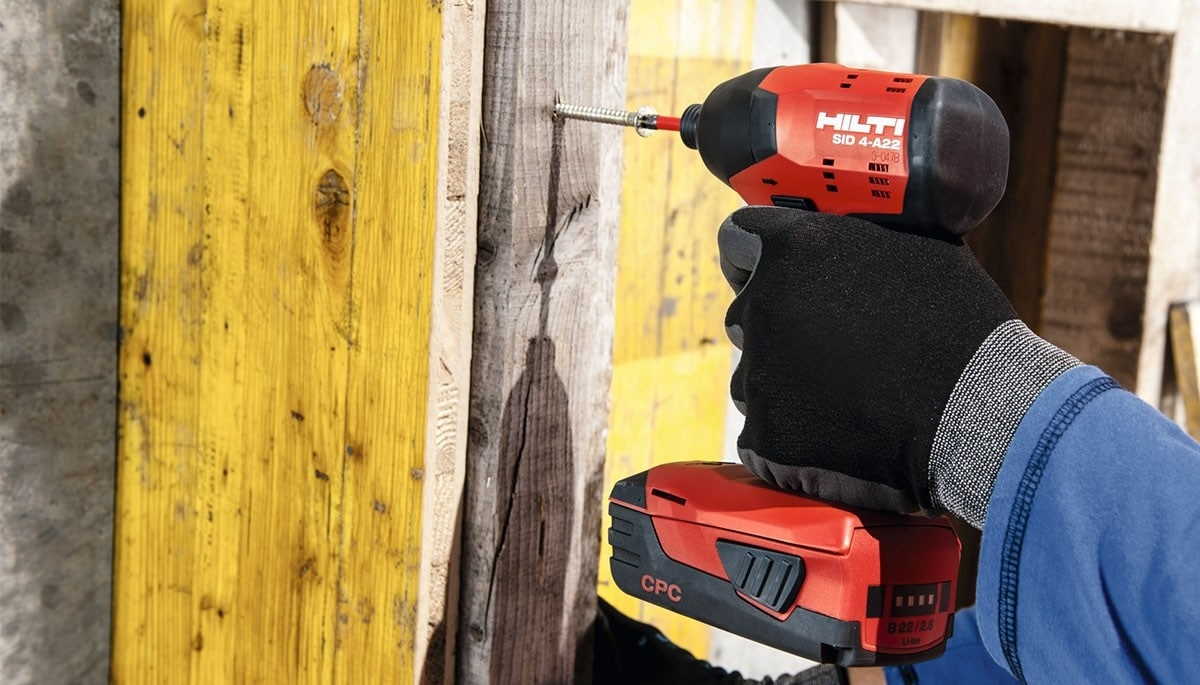 Introducing the SID 4-A22 impact driver